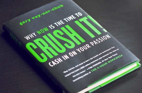 Book Review: Crush It by Gary Vaynerchuk